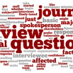 Basic questions journalists will ask