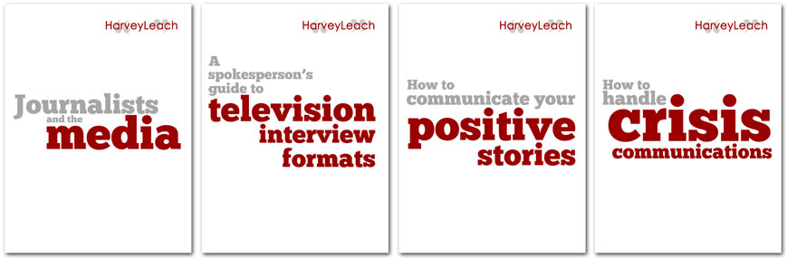 Media training guides
