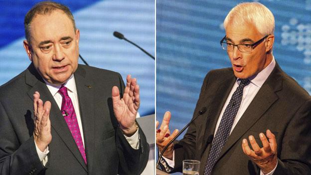 Salmond vs Darling