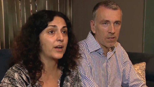 Ashya King's parents