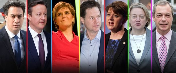 2015 leaders debate