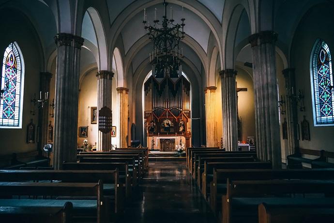 Religious setting